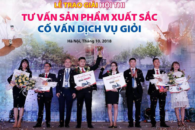 Sôi động cuộc thi Tư Vấn Sản Phẩm xuất sắc – Cố Vấn Dịch Vụ giỏi năm 2018 của Honda Việt Nam - Ảnh 3.