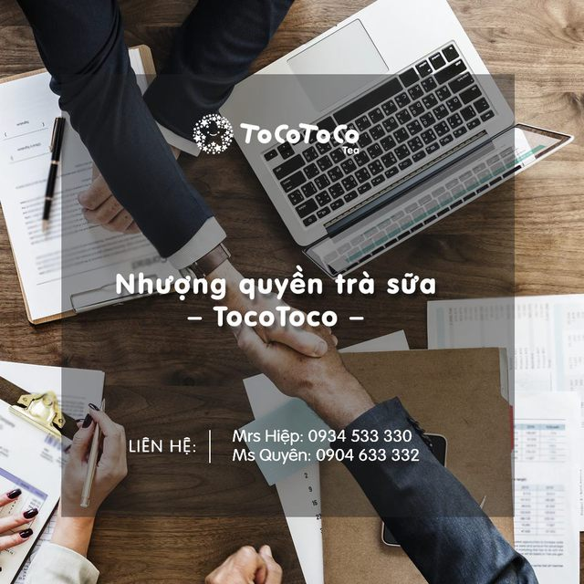 """TocoToco - Câu chuyện nhượng quyền tại thương hiệu trà sữa """"made in Việt Nam"""" - Ảnh 1."""