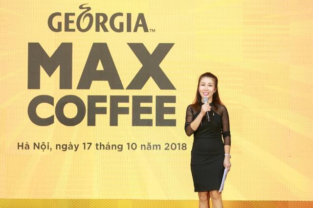 """Georgia Coffee Max – """"Tân binh"""" mới của Coca-Cola, lựa chọn mới mẻ cho giới trẻ yêu cà phê"""