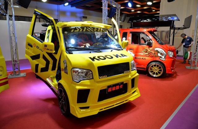 6 triển lãm phụ tùng ô tô, xe máy quy mô lớn tại Đài Loan - Ảnh 1.
