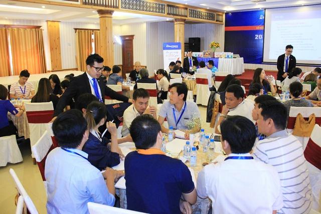 Strategy Planning Beachcamp 2019: khởi đầu vững chắc – thành công tức khắc