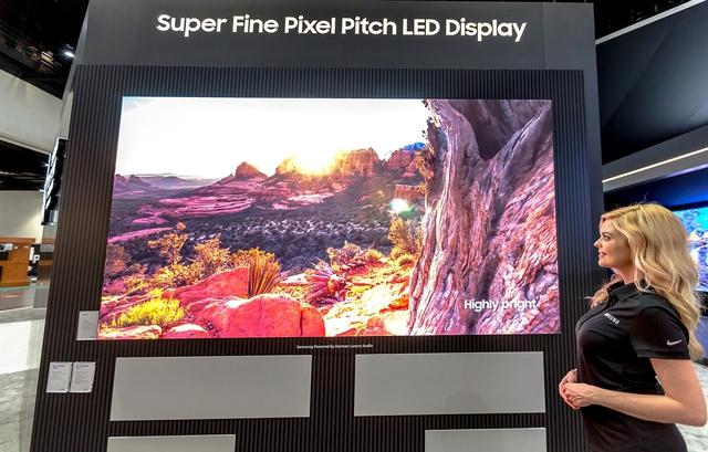 Vừa ra mắt công nghệ màn hình LED đột phá, Samsung chứng tỏ đẳng cấp trong ngành Màn hình chuyên dụng - Ảnh 3.
