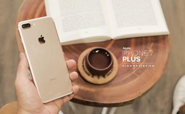 Di Động Việt bán iPhone 7 Plus, iPhone 8 Plus, iPhone X, iPhone Xs Max bảo hành 1 đổi 1, rơi vỡ - Ảnh 2.