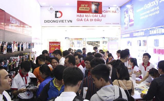 Di Động Việt bán iPhone 7 Plus, iPhone 8 Plus, iPhone X, iPhone Xs Max bảo hành 1 đổi 1, rơi vỡ - Ảnh 5.