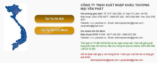 Đơn vị phân phối máy nén khí uy tín tại Hà Nội