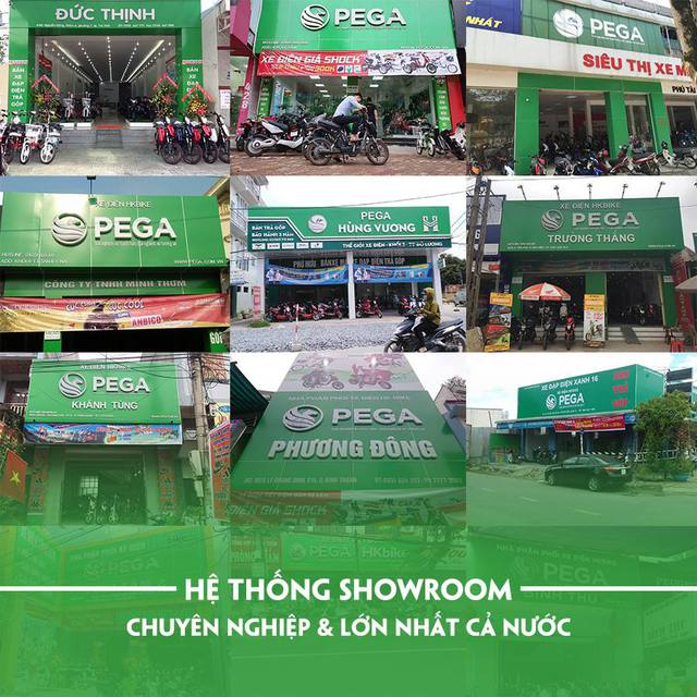 Pega bất ngờ giảm giá sốc hàng loạt xe điện tại Việt Nam - Ảnh 2.