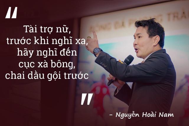5 phát ngôn không giống ai của ứng viên PCT Tài Chính - Tài Trợ VFF - Ảnh 1.