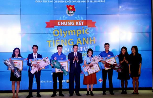 PV GAS đạt giải Cuộc thi Olympic Tiếng Anh Khối Doanh nghiệp TW - Ảnh 2.