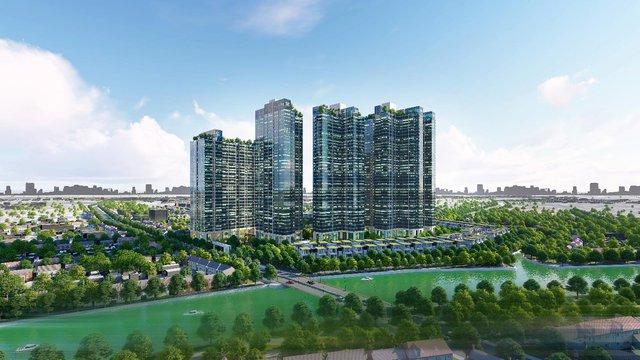 Sunshine City Sài Gòn - dấu ấn Nam tiến của thương hiệu bất động sản Sunshine - Ảnh 1.
