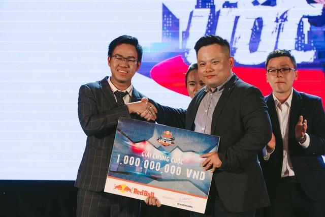 Chung kết Red Bull - Chinh Phục Ước Mơ: Người chiến thắng không chỉ có một! - Ảnh 1.