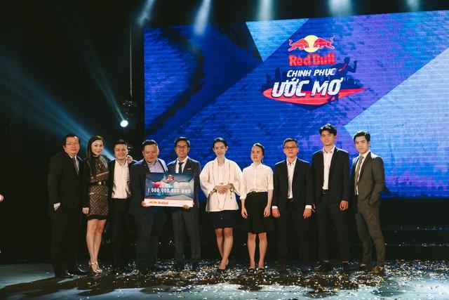 Chung kết Red Bull - Chinh Phục Ước Mơ: Người chiến thắng không chỉ có một! - Ảnh 3.
