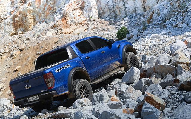 Ford Ranger Raptor - Đỉnh cao của giới hạn thách thức - Ảnh 2.