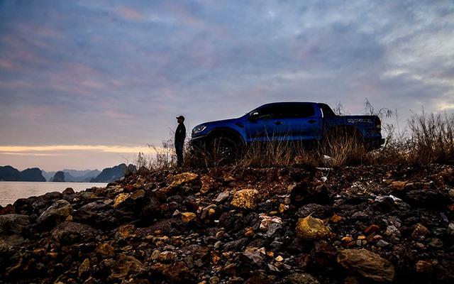Ford Ranger Raptor - Đỉnh cao của giới hạn thách thức - Ảnh 4.