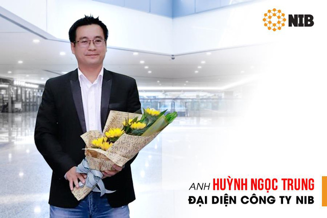 NIB tự hào là nhà tài trợ kim cương cho cuộc thi khởi nghiệp GenX - Ảnh 1.