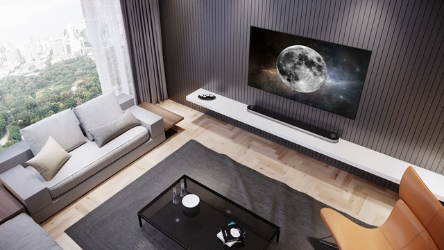 Đón đầu 3 xu hướng nội thất phòng khách thời thượng lên ngôi năm 2019 - Ảnh 1.