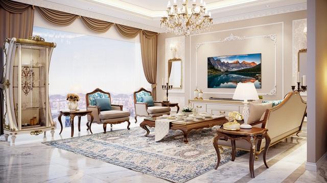 Đón đầu 3 xu hướng nội thất phòng khách thời thượng lên ngôi năm 2019 - Ảnh 2.