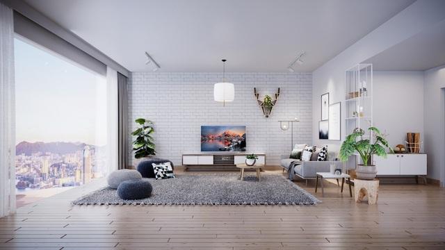 Đón đầu 3 xu hướng nội thất phòng khách thời thượng lên ngôi năm 2019 - Ảnh 3.