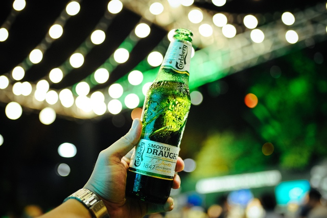 Carlsberg Smooth Draught – Tinh hoa từ sự sáng tạo không ngừng nghỉ, niềm tin vững chắc và nguồn cảm hứng vô tận - Ảnh 1.
