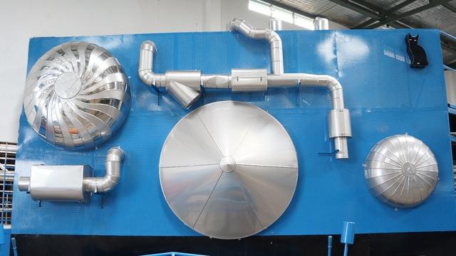 Giải pháp bảo toàn năng lượng bên trong dây chuyền tiên tiến của VinFast - Ảnh 2.