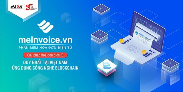 meInvoice.vn – Phần mềm hóa đơn điện tử được ưa chuộng hàng đầu tại Việt Nam - Ảnh 1.