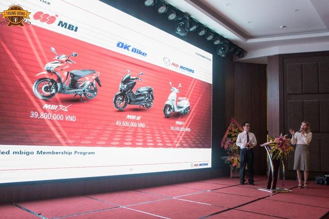 Xe máy điện MBI đã có giá, rẻ nhất từ 39,8 triệu - Ảnh 6.