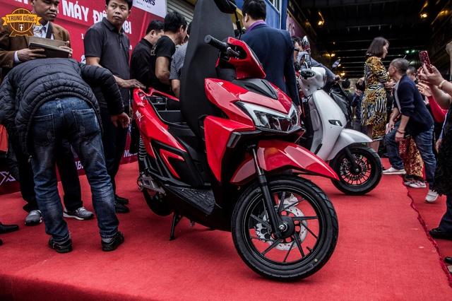 Xe máy điện MBI đã có giá, rẻ nhất từ 39,8 triệu - Ảnh 7.