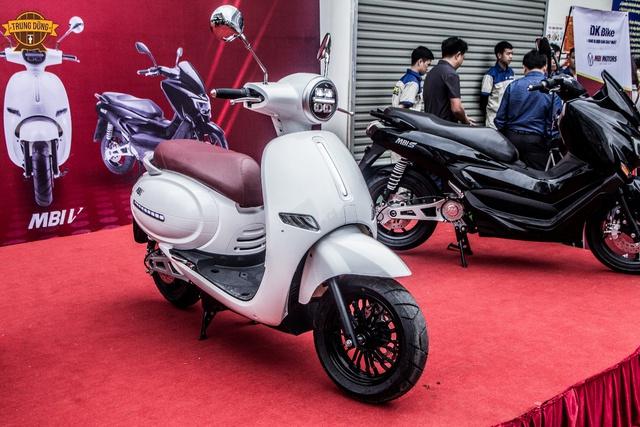 Xe máy điện MBI đã có giá, rẻ nhất từ 39,8 triệu - Ảnh 9.