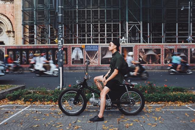 Một hãng giày Việt hiện đại - Ảnh 2.