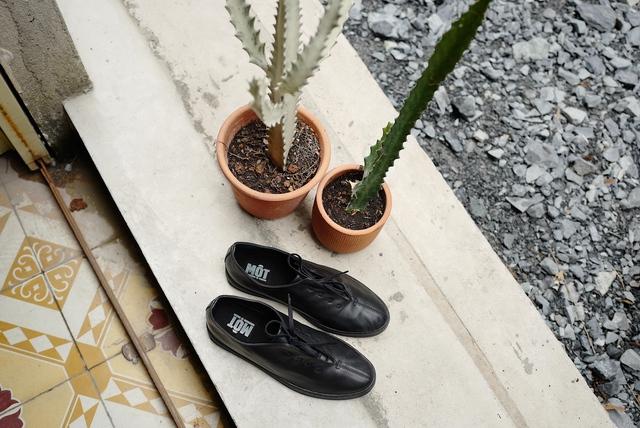 Một hãng giày Việt hiện đại - Ảnh 3.