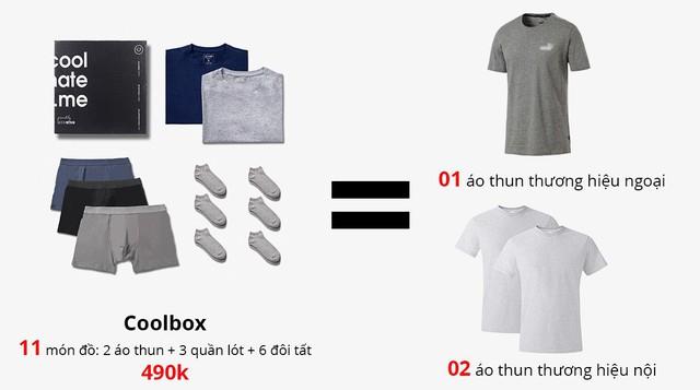 Coolmate - Startup Việt tiên phong trong mô hình tủ đồ tuỳ chọn cho Nam giới - Ảnh 1.