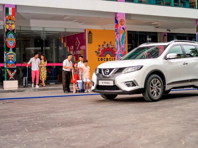 Nissan Việt Nam tưng bừng ưu đãi cho khách hàng mua xe trong tháng 3 - Ảnh 2.