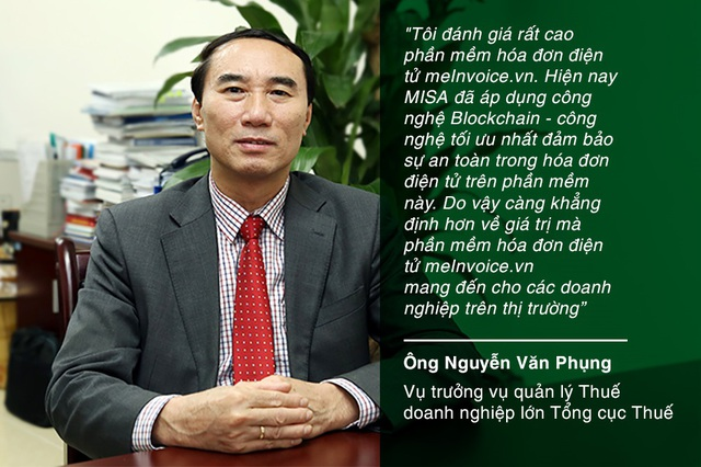 meInvoice.vn – Phần mềm hóa đơn điện tử hàng đầu Việt Nam - Ảnh 1.