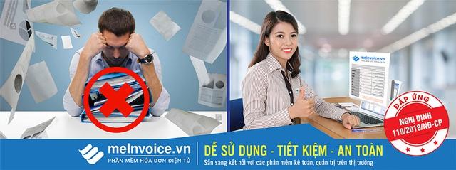 meInvoice.vn – Phần mềm hóa đơn điện tử hàng đầu Việt Nam - Ảnh 2.
