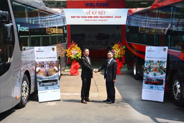 """""""Cái bắt tay"""" làm thay đổi thị trường vận chuyển Việt Nam - Ảnh 1."""