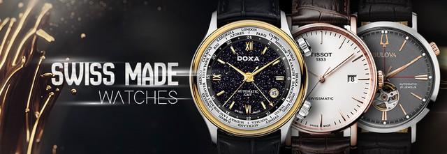 Đồng hồ Thụy Sỹ chính hãng xách tay có thật sự rẻ? - Ảnh 1.
