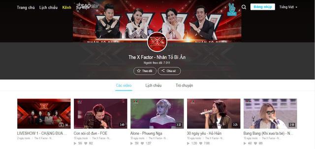 Điểm danh 3 show thực tế gây bão trên V Live - Ảnh 1.