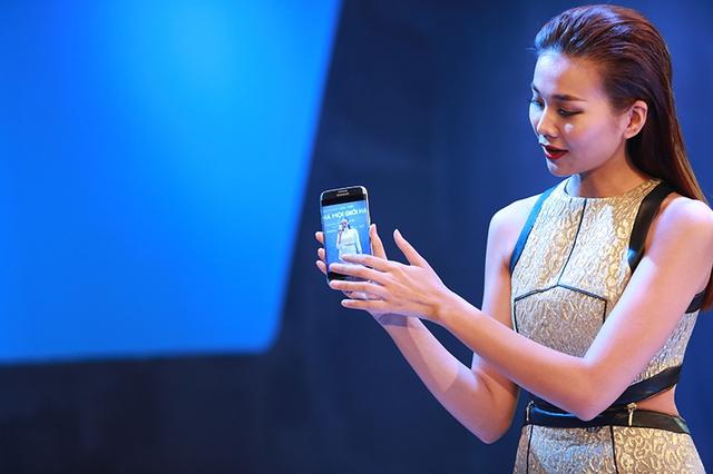 Siêu phẩm Samsung Galaxy S7 Edge khoe dáng dưới mưa - Ảnh 10.