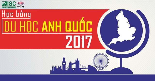 Tặng vé máy bay cho du học sinh Anh Quốc kì nhập học tháng 1/2017