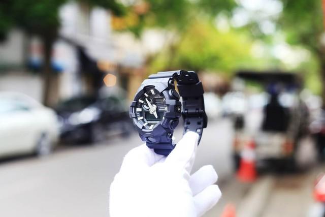 Mẫu đồng hồ Casio chống va đập cực tốt cho các bạn trẻ thích du lịch - Ảnh 1.