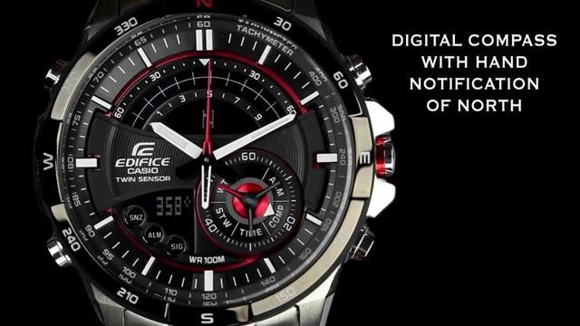 Mẫu đồng hồ Casio chống va đập cực tốt cho các bạn trẻ thích du lịch - Ảnh 2.