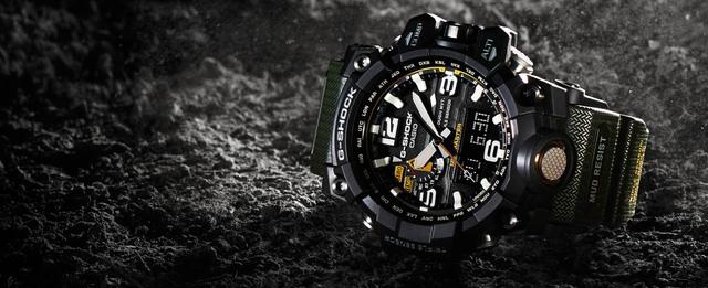 Mẫu đồng hồ Casio chống va đập cực tốt cho các bạn trẻ thích du lịch - Ảnh 3.