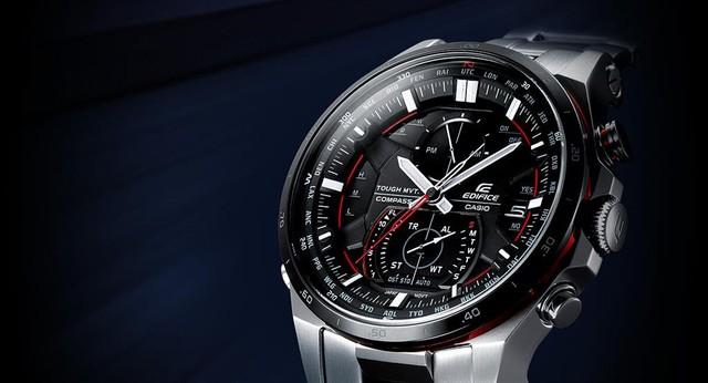 Mẫu đồng hồ Casio chống va đập cực tốt cho các bạn trẻ thích du lịch - Ảnh 6.