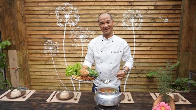 Đà Nẵng khai trương Không gian ẩm thực Ngũ hành tại số 1 Phan Đăng Lưu - Ảnh 1.