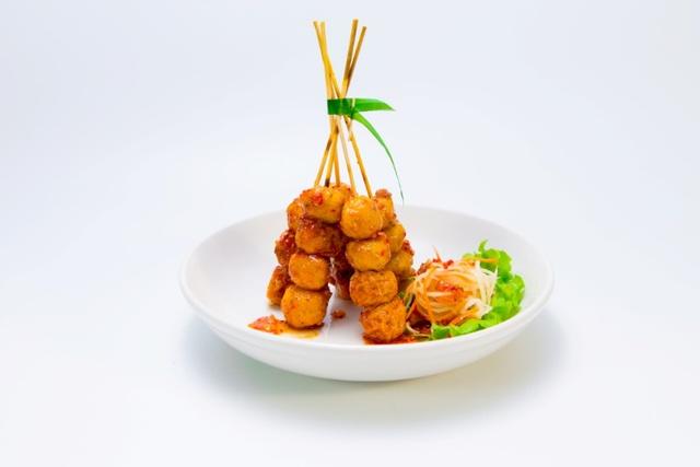 Đà Nẵng khai trương Không gian ẩm thực Ngũ hành tại số 1 Phan Đăng Lưu - Ảnh 2.