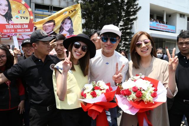 SCTV mời dàn sao khủng TVB đến Việt Nam - Ảnh 5.
