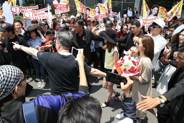 SCTV mời dàn sao khủng TVB đến Việt Nam - Ảnh 6.