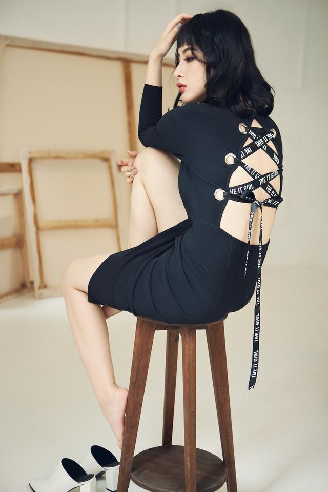 Angela Phương Trinh x Cocosin X Leflair - Show thời trang đầu tiên ở Việt Nam cho khách hàng mua trực tiếp trên livestream - Ảnh 4.