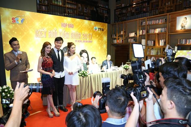 Kết nối tầm nhìn – Nâng mối quan hệ SCTV và TVB lên tầm cao mới - Ảnh 1.