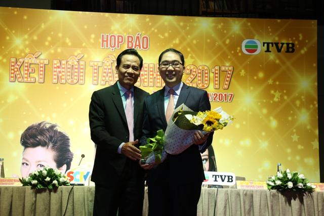 Kết nối tầm nhìn – Nâng mối quan hệ SCTV và TVB lên tầm cao mới - Ảnh 4.