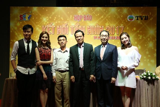 Kết nối tầm nhìn – Nâng mối quan hệ SCTV và TVB lên tầm cao mới - Ảnh 5.